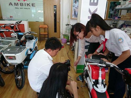 Sốt hàng trên toàn quốc, xe đạp điện Ambike giá 7,5 triệu đồng - 3