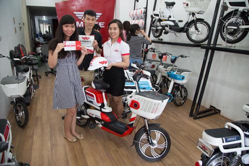 Sốt hàng trên toàn quốc, xe đạp điện Ambike giá 7,5 triệu đồng - 4