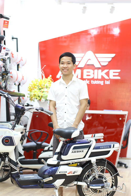 Sốt hàng trên toàn quốc, xe đạp điện Ambike giá 7,5 triệu đồng - 5