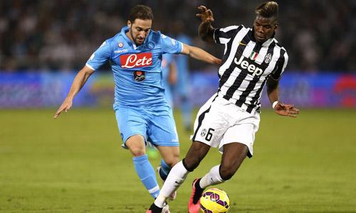 """Juventus - Napoli: Cản mũi """"Bà đầm già"""" - 1"""