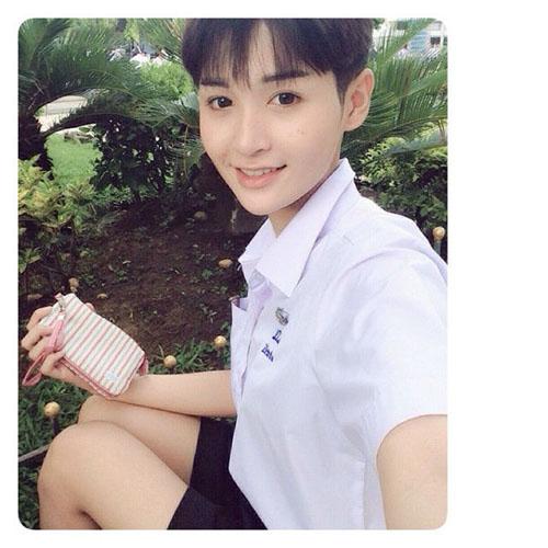 """Thiếu nữ Thái Lan """"xinh như mộng"""" từng là con trai - 6"""