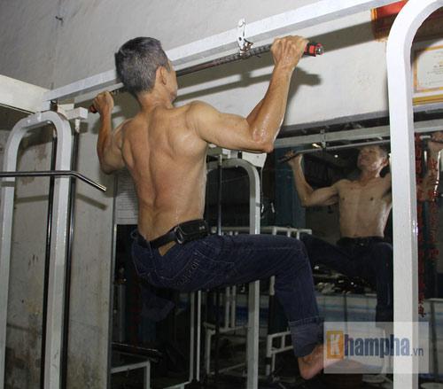 Võ sư một chân sáng bán báo, tối dạy võ ở Sài Gòn - 4