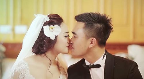 """Clip cưới lung linh của cặp đôi """"đeo vàng kín cổ"""" - 4"""