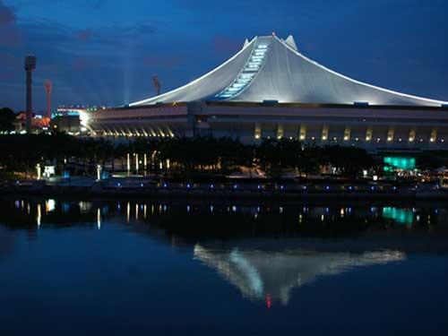Chiêm ngưỡng các địa điểm thi đấu tại SEA Games 28 - 14