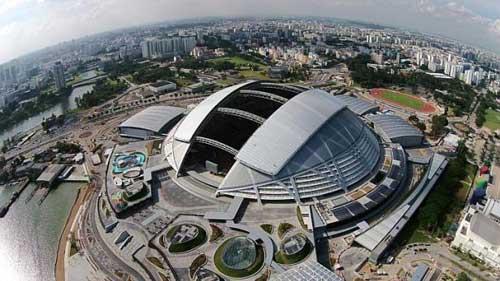 Chiêm ngưỡng các địa điểm thi đấu tại SEA Games 28 - 2