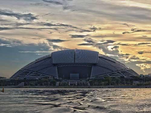 Chiêm ngưỡng các địa điểm thi đấu tại SEA Games 28 - 3