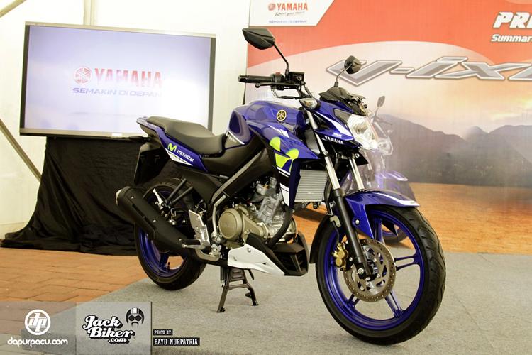 Yamaha Indonesia vừa chính thức ra mắt người dân nước này mẫu xe côn tay Yamaha V-ixion mới, hay còn gọi là Yamaha FZ150i mới tại thị trường Việt Nam