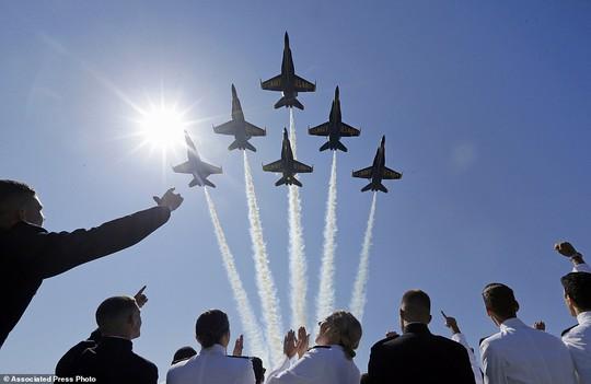 """Mỹ quyết """"đấu tranh không do dự"""" vì Biển Đông - 3"""