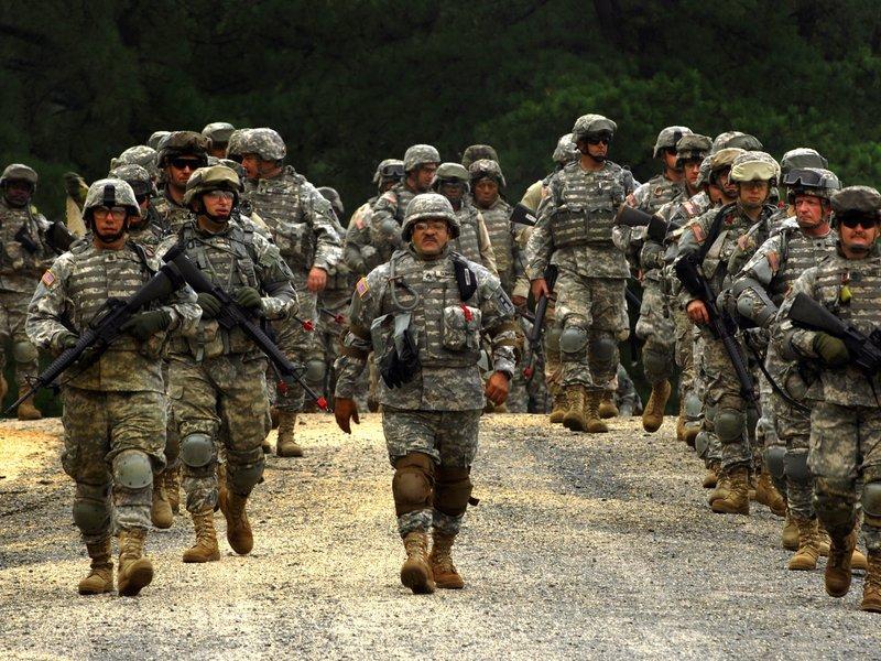 Lục quân Mỹ sẽ có vai trò lớn hơn trong răn đe TQ? - 1