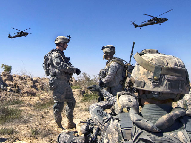 Lục quân Mỹ sẽ có vai trò lớn hơn trong răn đe TQ? - 2