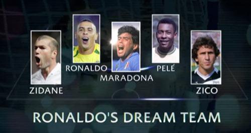 """Đá 5 người, Messi, CR7 ko """"có cửa"""" với Ro béo - 1"""