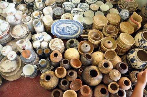 """""""Vua gốm sứ"""" ở Sài Gòn với 100.000 cổ vật - 16"""