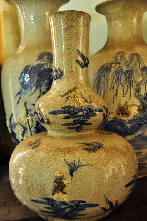 """""""Vua gốm sứ"""" ở Sài Gòn với 100.000 cổ vật - 18"""
