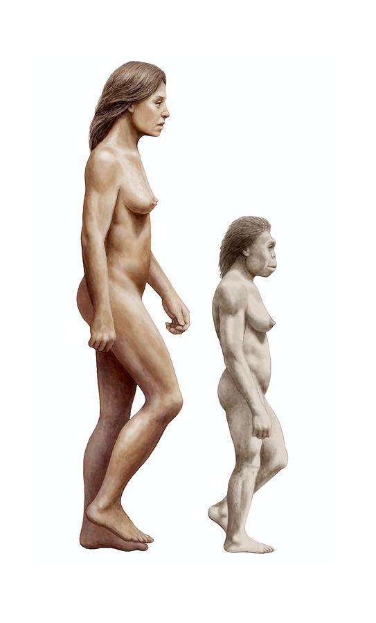 Những người phụ nữ bí ẩn thời tiền sử - 13