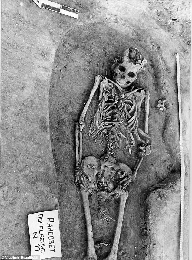 Những người phụ nữ bí ẩn thời tiền sử - 17