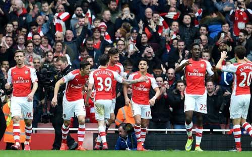 Arsenal - West Brom: Không chỉ là thủ tục - 1