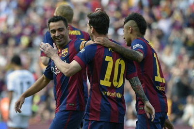 TRỰC TIẾP Barca - Deportivo: Chiến thuật câu giờ (KT) - 5
