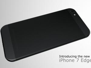 iPhone 7 Edge đẹp mê mẩn chỉ có trong tưởng tượng
