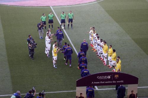 Barca - Deportivo: Nou Camp dậy sóng - 1