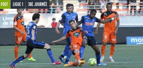Lorient - Monaco: Niềm vui Champions League - 1