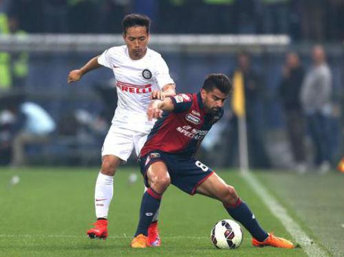 Genoa - Inter: Phút cuối nghiệt ngã - 1