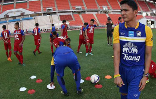 Vòng loại World Cup 2018, Thái Lan - Việt Nam: Có điểm được không? - 2