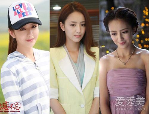 Những cô nàng công sở hút hồn fan của màn ảnh Hoa - 18