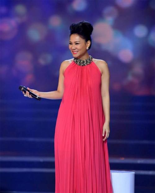 Thu Minh rời VN Idol để chuẩn bị sinh con - 1