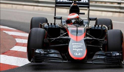 Phân hạng Monaco GP: Lần đầu cho Hamilton - 1