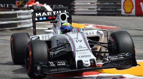Phân hạng Monaco GP: Lần đầu cho Hamilton - 2