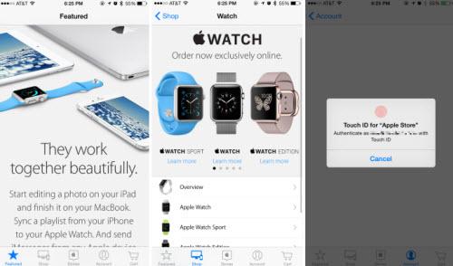 Apple Store có thêm 2 tùy chọn bảo mật cao cấp - 1