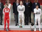 BXH Monaco GP: Hamilton cay đắng vì thua oan ức