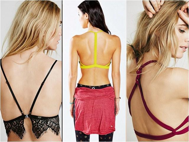 5 mẫu áo ngực có quai sau đẹp và ấn tượng nhất