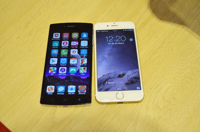 Theo ông Nguyễn Tử Quảng, hãng này đã phải mất 4 năm để làm ra chiếc Bphone, đồng thời khẳng định chiếc điện thoại này được tạo thành từ 800 linh kiện cơ khí của 82 đối tác trên toàn cầu hiện đang cung cấp linh kiện cho Sony, Apple, Samsung. Sản phẩm cũng đã đăng ký bảo hộ về kiểu dáng trên toàn cầu từ năm 2011.