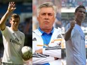 Tin HOT trưa 26/5: Ronaldo, Bale định nối gót Ancelotti