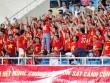 Cùng người hâm mộ cháy hết mình với bóng đá Việt Nam