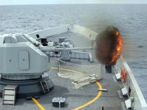 """Hải quân TQ lần đầu được trao """"quyền tấn công"""""""