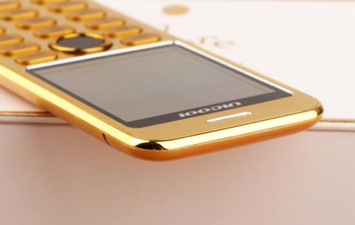 Vicool V3 Gold kiểu dáng sang trọng, thiết kế tinh xảo - 3