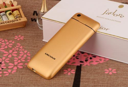 Vicool V3 Gold kiểu dáng sang trọng, thiết kế tinh xảo - 4