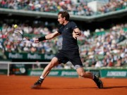 Hot shot: Pha tả xung hữu đột khó tin của Murray