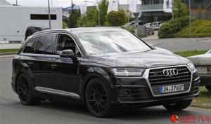 Audi SUV SQ7 sẽ dùng động cơ diesel tăng áp điện tử