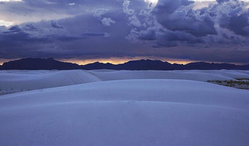Ngắm vẻ đẹp của sa mạc trắng đặc biệt nhất Mỹ - 10