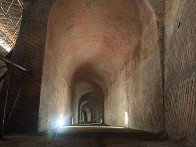 """Choáng ngợp với những công trình """"độc, dị"""" thời cổ đại (P1)"""