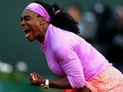 Serena - Azarenka: Về từ cõi chết (V3 Roland Garros)