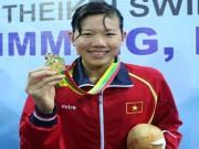 Ánh Viên lọt Top 10 vận động viên nổi bật nhất SEA Games