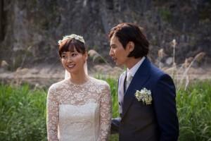 HOT: Won Bin khoe ảnh đám cưới đẹp như trong phim