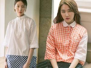Diện áo sơ mi sành điệu như thiếu nữ Hàn