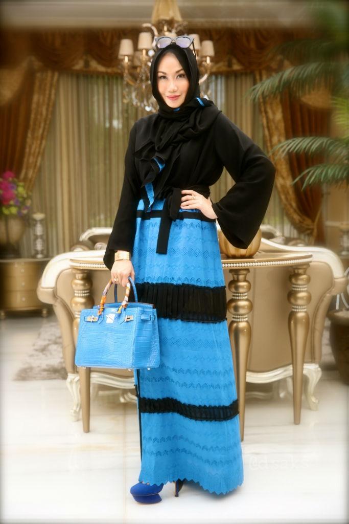 Kho túi tiền tỷ của quý cô đạo Hồi mê hàng hiệu - 10
