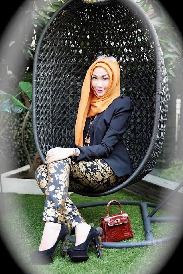 Kho túi tiền tỷ của quý cô đạo Hồi mê hàng hiệu - 12