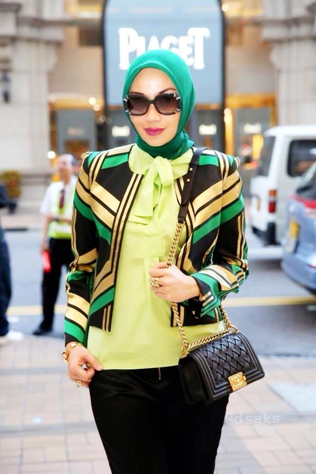 Kho túi tiền tỷ của quý cô đạo Hồi mê hàng hiệu - 19